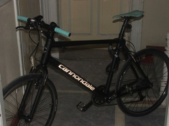 Rotz's Cannondale Bad Boy 2009 mit 9900g