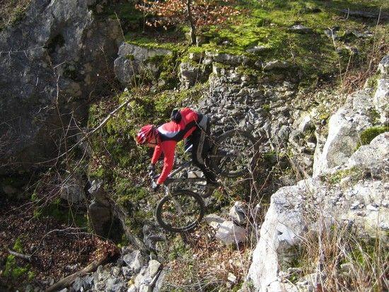 vertical rock
