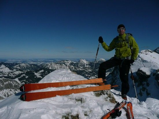 Geisshorn Skitour