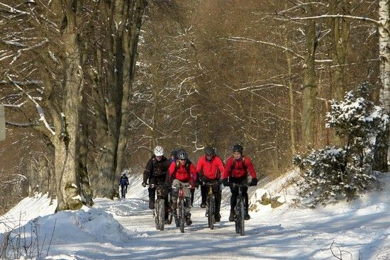 Braunenberg im Schnee