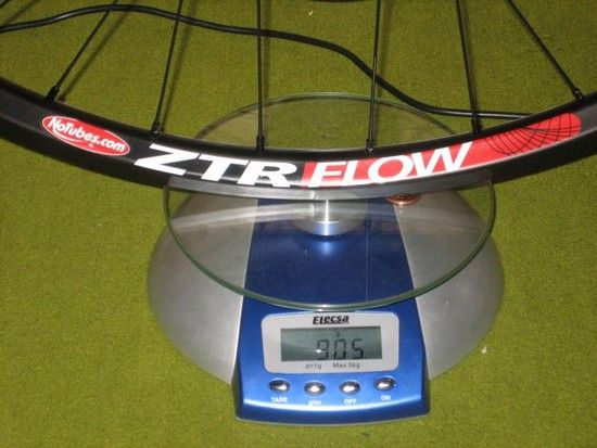 Pro2 135x12mm / ZTRFlow / DT Revo