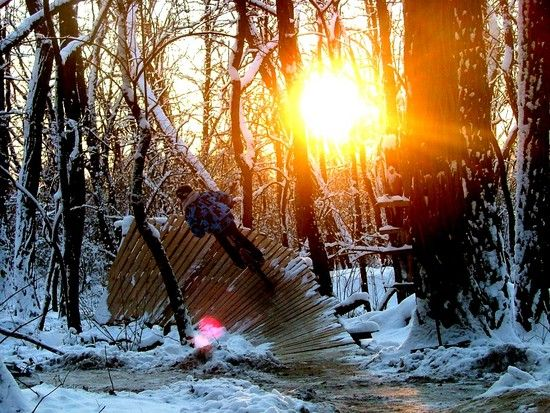snow-session