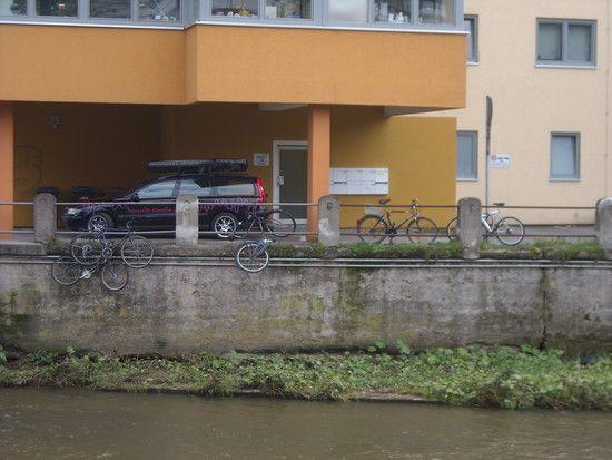 So parkt man richtig