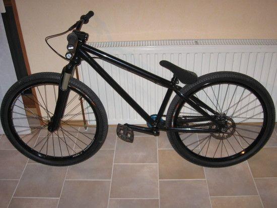 Mein schönes Dirtbike :-)