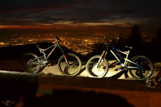 Darkness @ the top