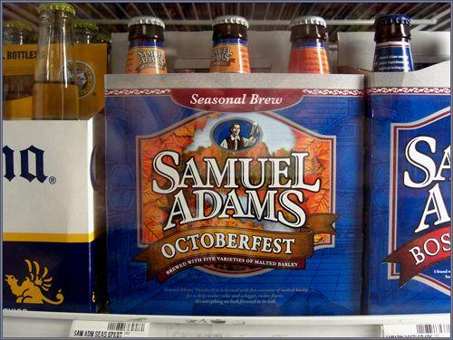 Octoberfest Beer