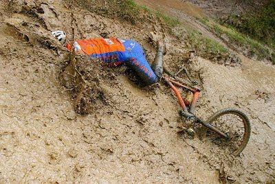 mud-landing