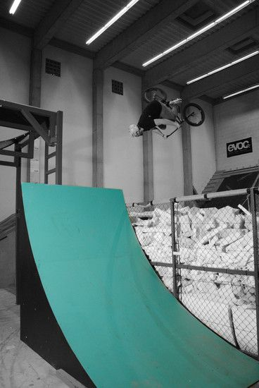 Red bull ramps Flair at RadQuartier little