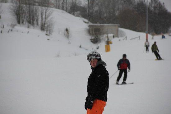 Snowboarden Willingen