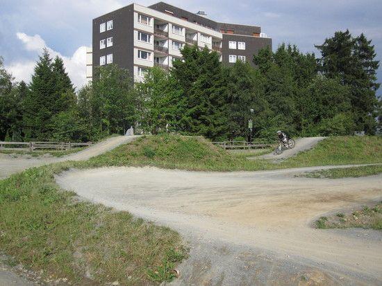 Winterberg Übungsparcour