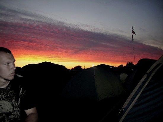 ~ The twilight is my robe ~
