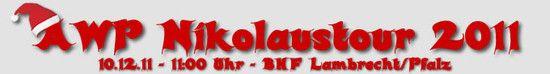 logo awp-nikolaustour 2011