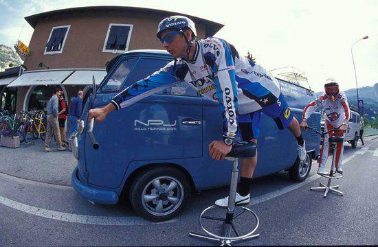 Cedric Gracia - 2003 Mai