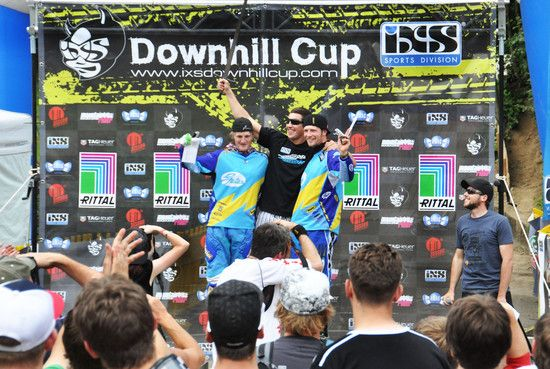 iXS German Downhill Cup in Rittershausen