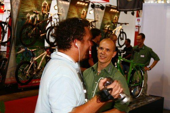 Tom bei Katzbikes