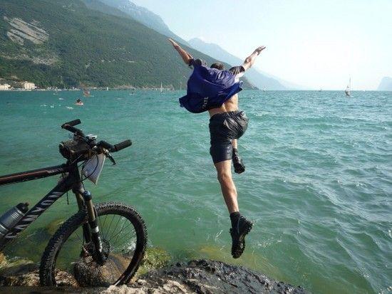 Stuntzi endlich am Lago