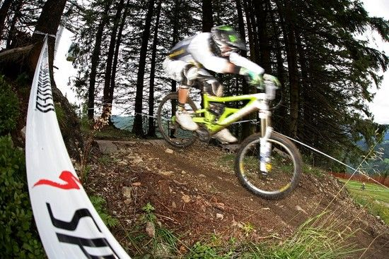 """3. 24h Downhill """"race the night"""" Semmering"""