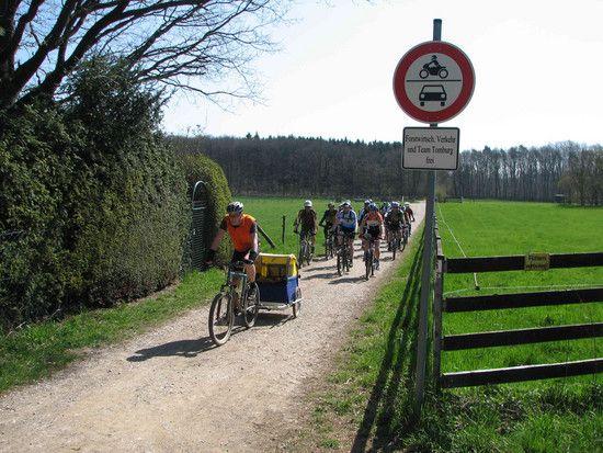 TT mit Saftybike