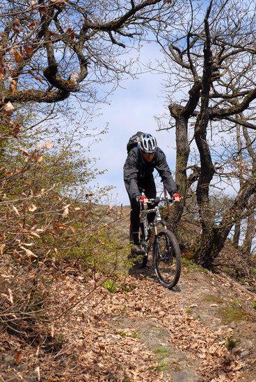 Jan im Trail