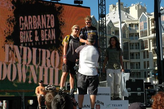 Crankworx Garbanzo Downhill 2005