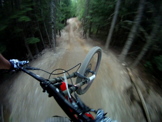 Whistler!!! Lower A-Line!!!