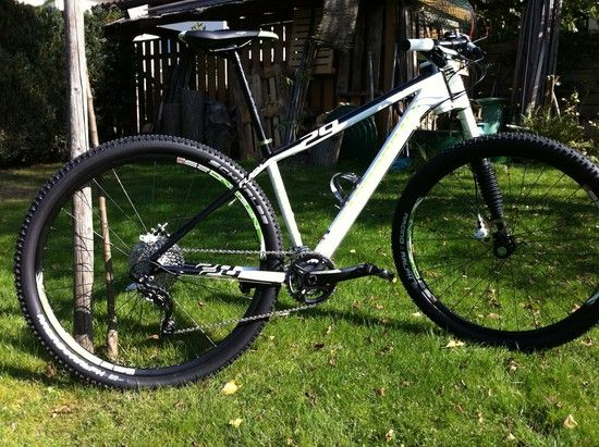 Cannondale Flash Carbon 29 Zoll