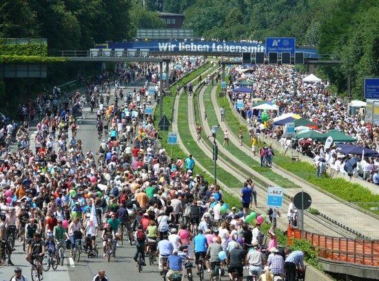 Ruhr 2010 - A40 Still-Leben