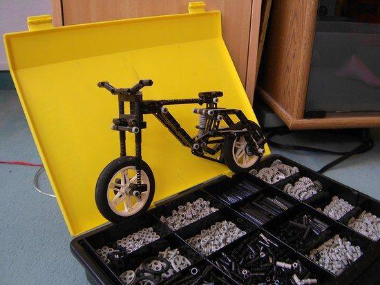 Lego DH Bike