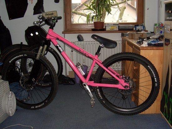 NS bikes Bitch FR