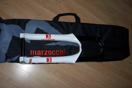Marzocchi 66 RC2X 170mm