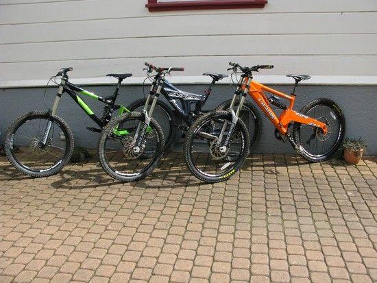 DH-Bikes ;)