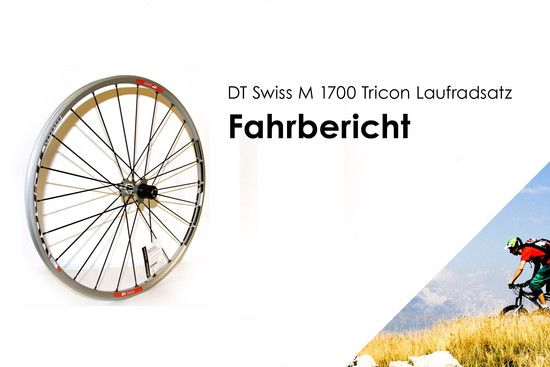 DT Swiss M 1700 Tricon TS Cover