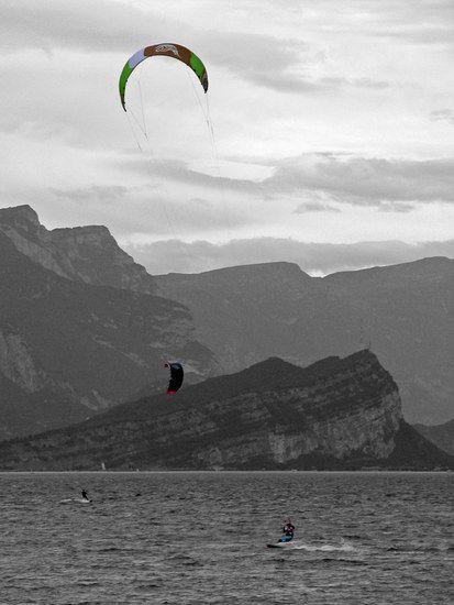 Gardasee Kiten