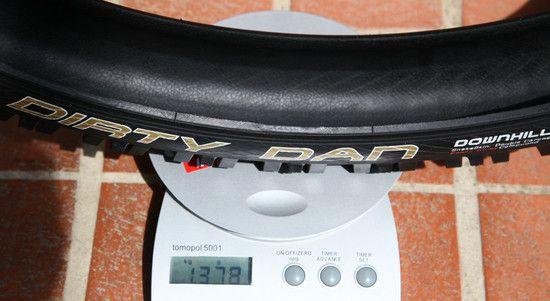 Reifen - Schwalbe Dirty Dan 26x2,35 - 1378g