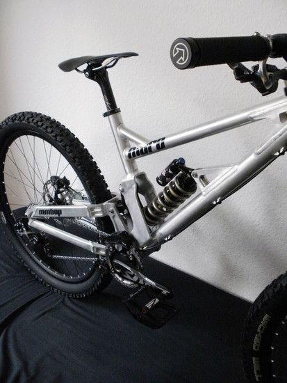 Moro Bikes mmbop schraeg vorne