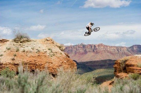 Kelly in Utah by Ian Hylands