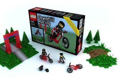 Lego Downhill