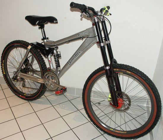 Bike Zustand Frühling 2006