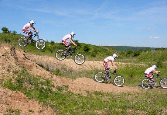 Jump 2. Chance (neues Jahr, neues Bike)