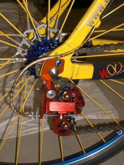 Speedbike (MERIDA Z)