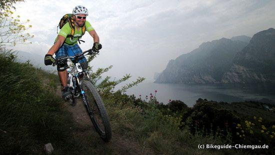 Testing new Stuff @ Lago di Garda - Andy Rieger