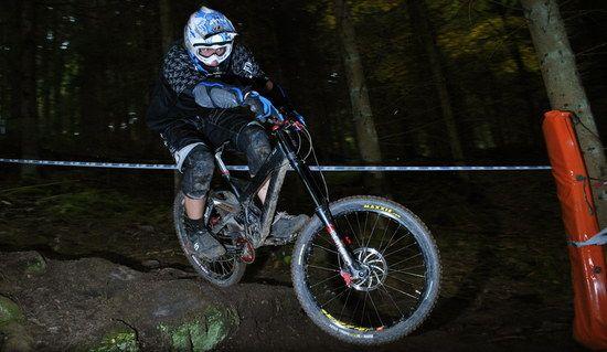 Herbst-Training Bad Wildbad (IXS-Streckenführung)