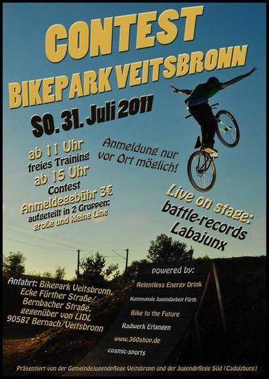 Dirt-Contest in Veitsbronn / Fuerth!