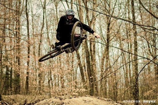 trail biken