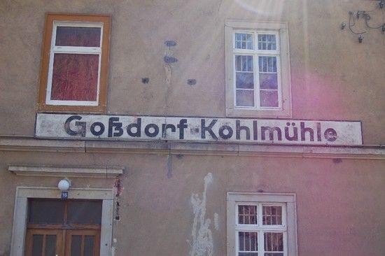 Goßdorf-Kohlmühle