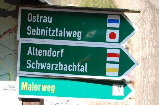 Sebnitztalweg