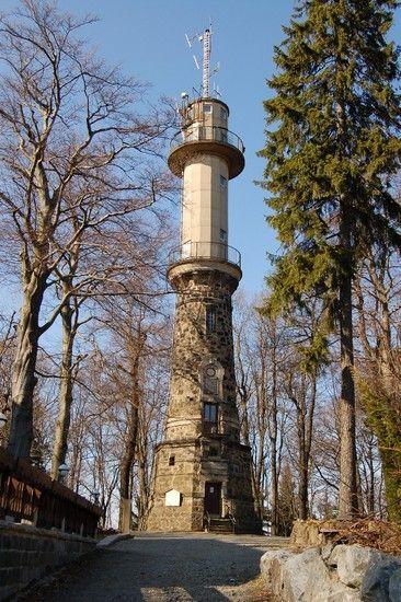 Turm auf dem Unger