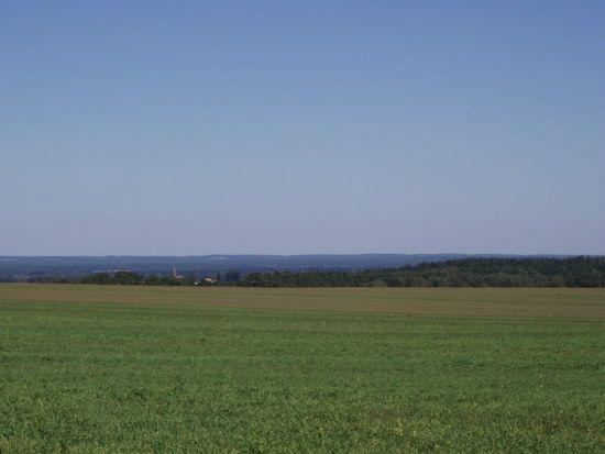 Blick richtung Ural
