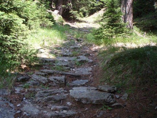 Wanderweg Cavagliola Sfazu