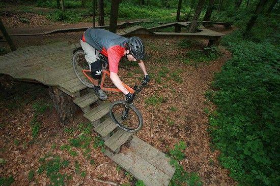 david bikepark buelach
